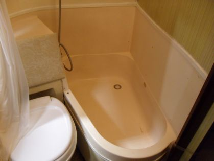 Why does a trailer need a bathtub?
