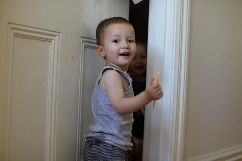Doorway fun
