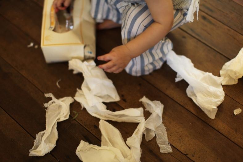 Tissue fun