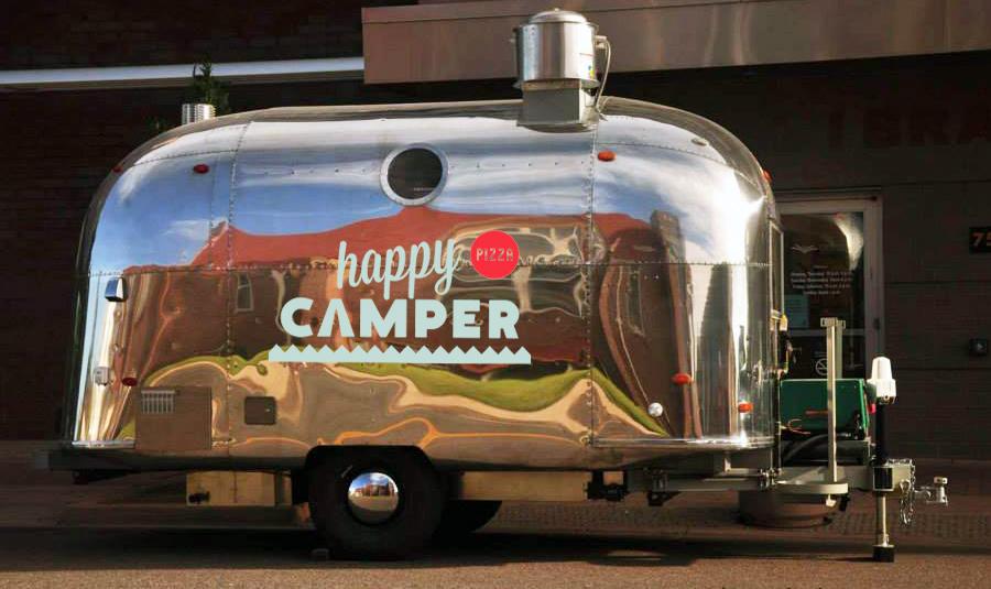 Happy Camper Airstream Family